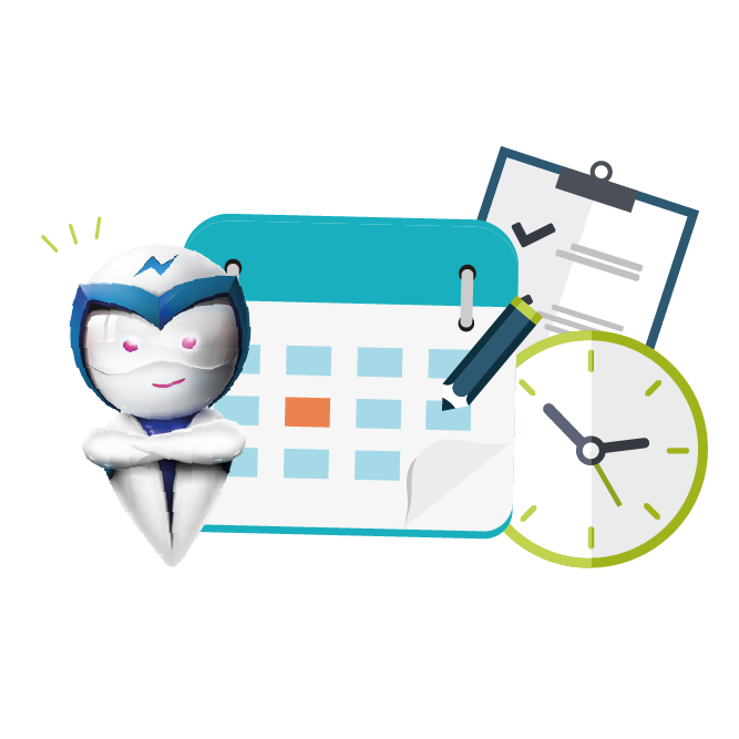 Allows the automated schedulling of appointments